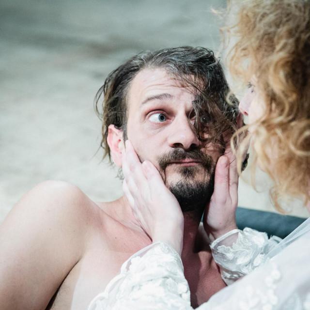 Predstava Hamlet redatelja Paola Magellija DLJI