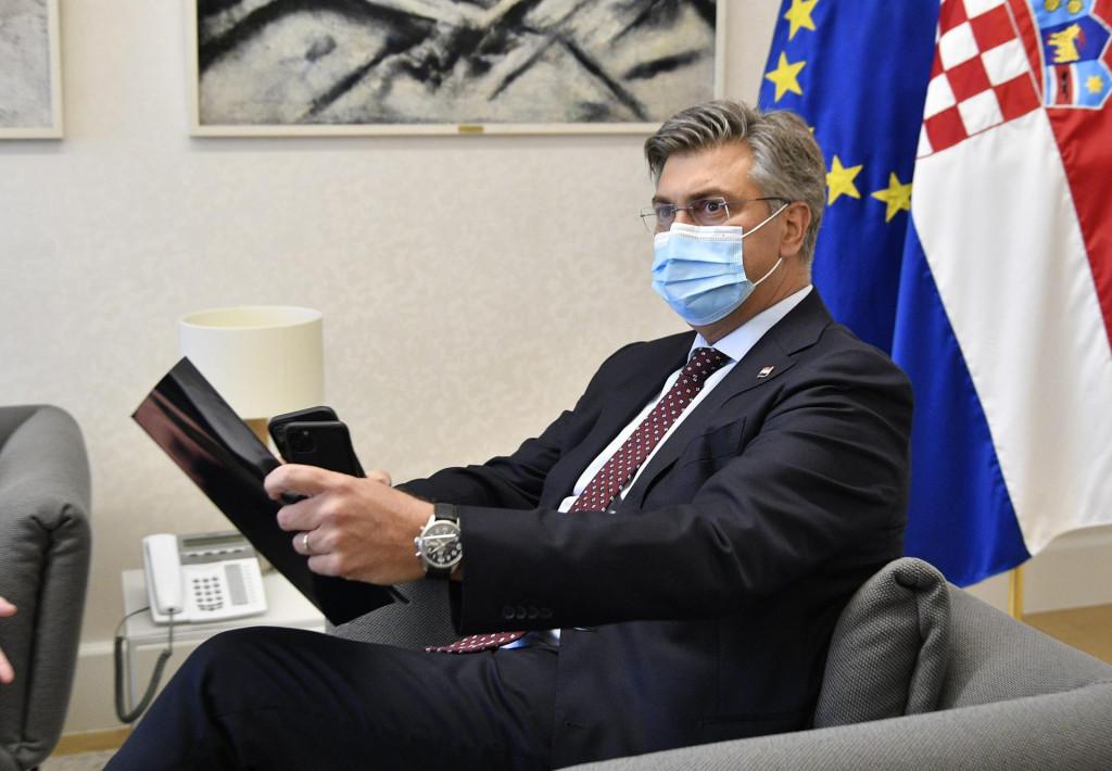 Andrej Plenković rekao je da postoji odgovornost lokalnih i županijskih stožera