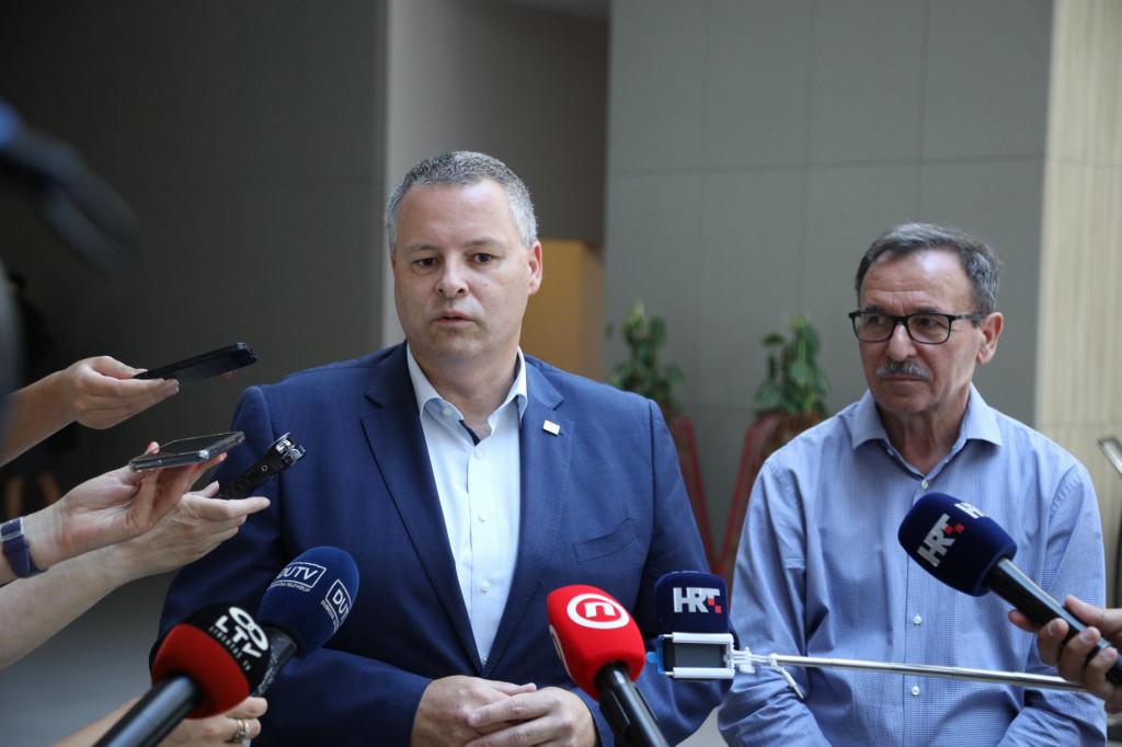 Kristjan Staničić i Vladimir Bakić