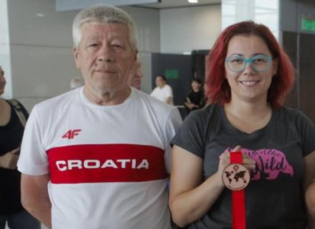 Seno Ćusti trener je hrvatske brončane olimpijke Snježane Pejčić