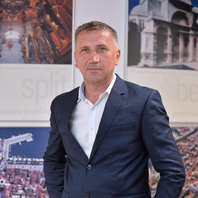 Šime Klarić, predsjednik Nacionalne udruge obiteljskih i malih hotela<br />