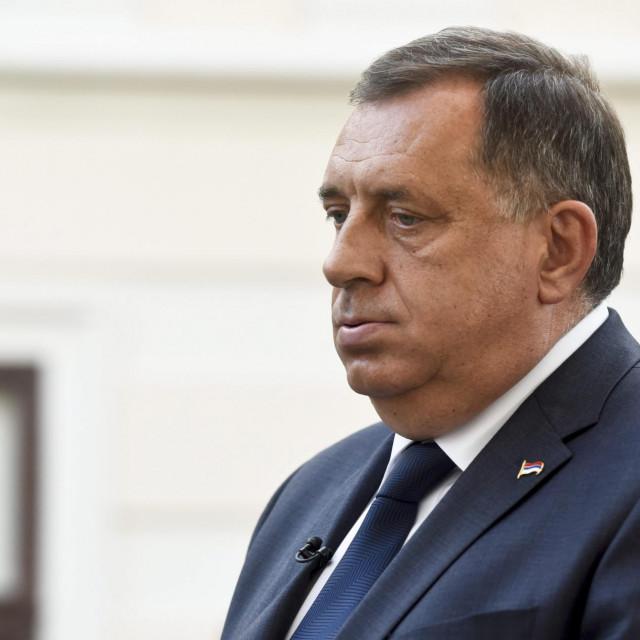 Milorad Dodik predložit će da na teritoriju Republike Srpske 'zabrani djelovanje Suda i Tužiteljstva BiH'