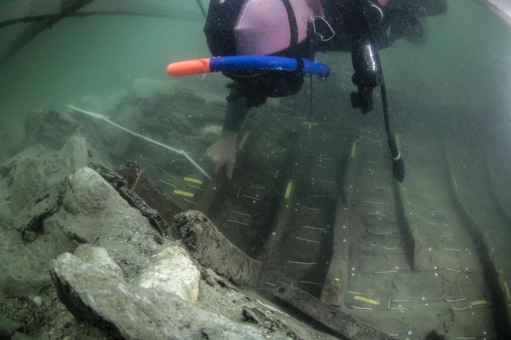 Arheološko istraživanje na lokalitetu Trstenik u istočnom dijelu Kaštel Sućurca