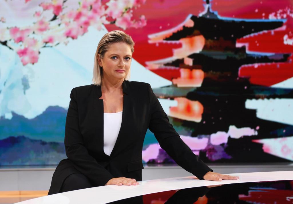 Zrinka Grancarić karijeru na HRT-u započela je upravo u sportskoj redakciji<br />