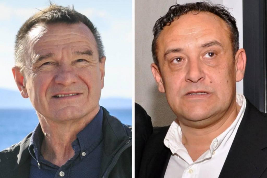 Zvonko Kotarac i Mario Jukić