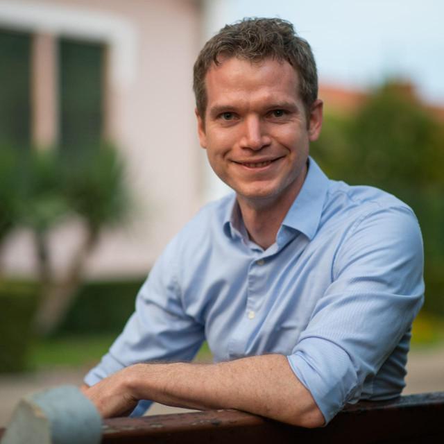 Georg Bauser, bivši direktor međunarodnog razvoja u Airbnbu, nedavno je postao biograjski zet<br />