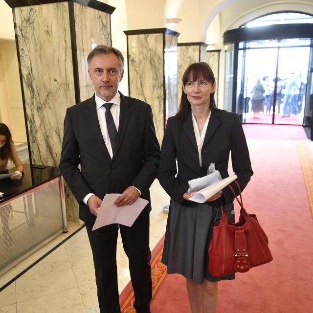 Miroslav Škoro i Vesna Vučemilović