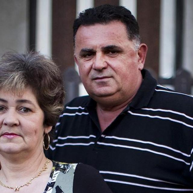 Bračni par Maria Tunde Benković i Marko Benković