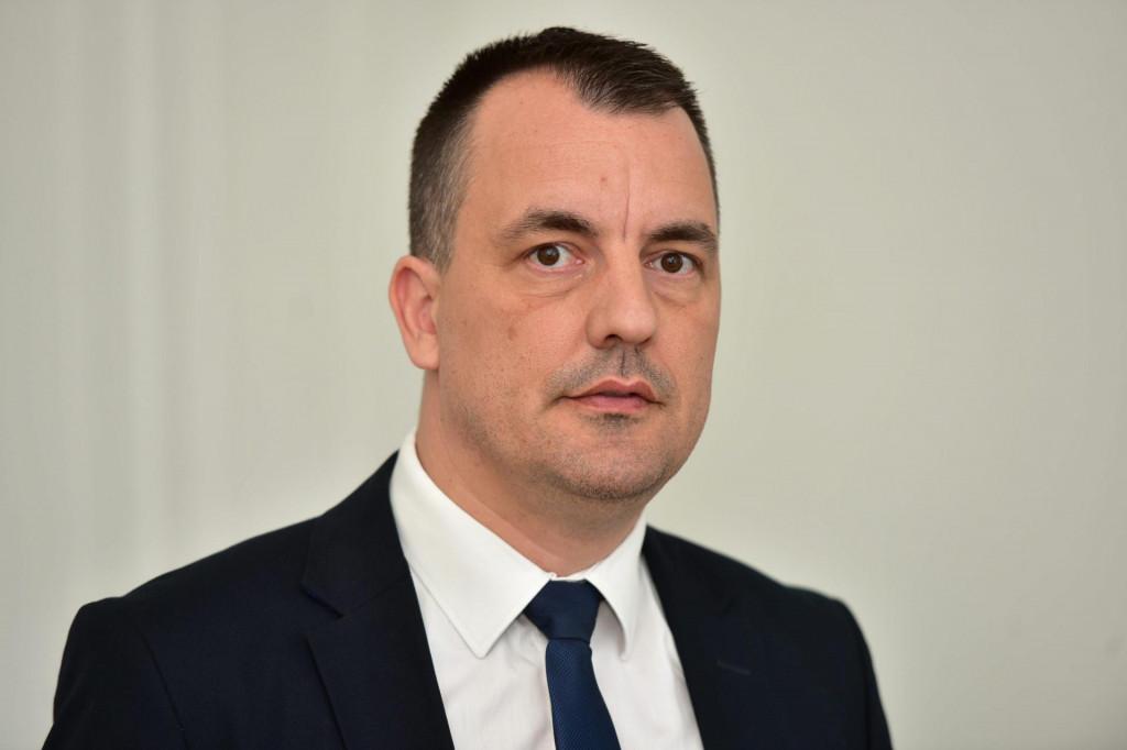 Ivan Mijolovic je pročelnik gradskog ureda za upravljanje financijama i predjednik NO KK Zadar<br />