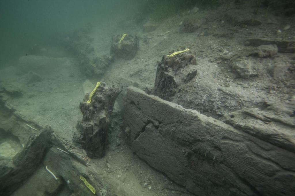 Arheološko istraživanje u Kaštel Sućurcu