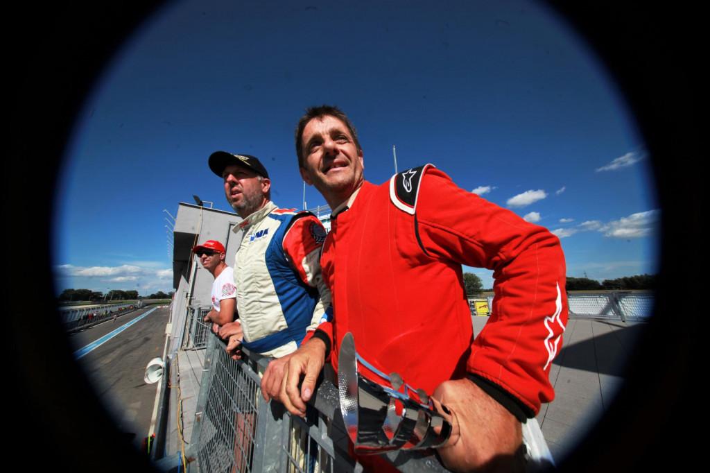 Maro Franić i Mirko Pendo (Dubrovnik Racing)