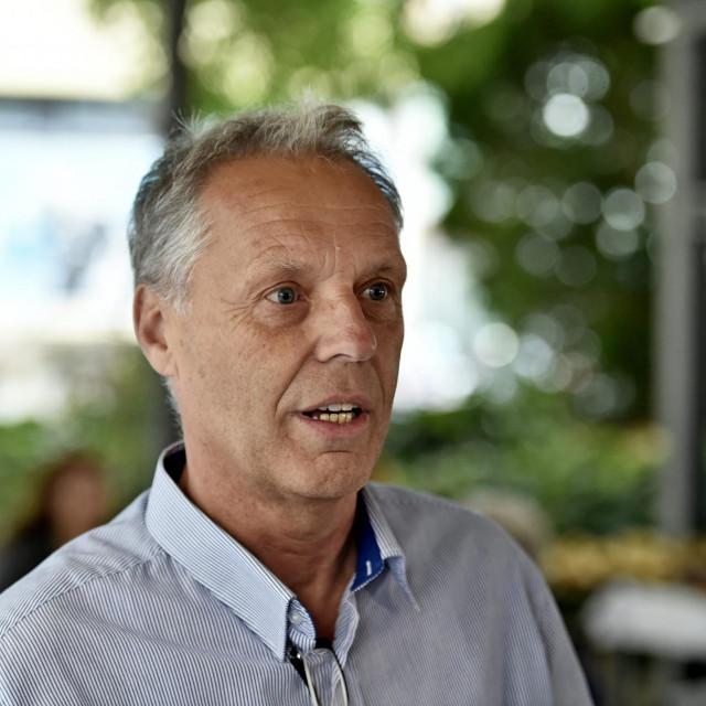 Srđan Marinić je predsjednik privremenog Upravnog vijeća Javne ustanove<br /> <br />