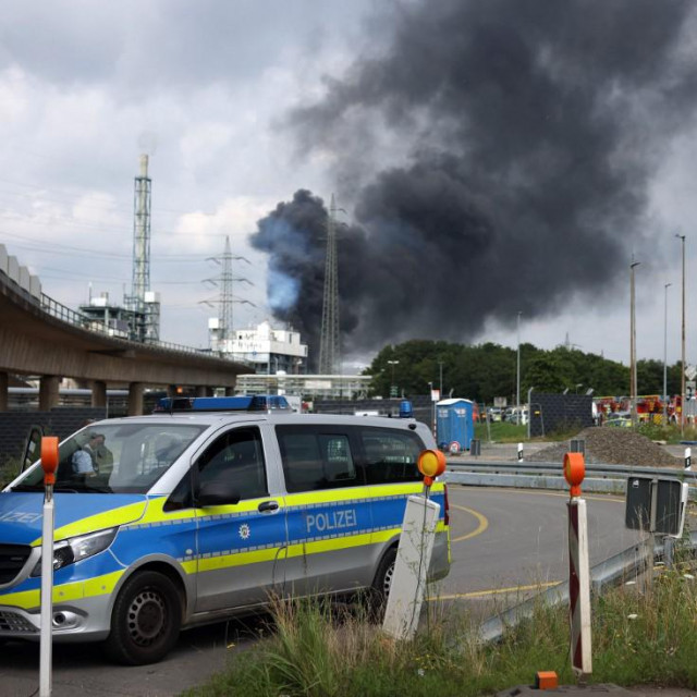 U eksploziji je preminula jedna osoba