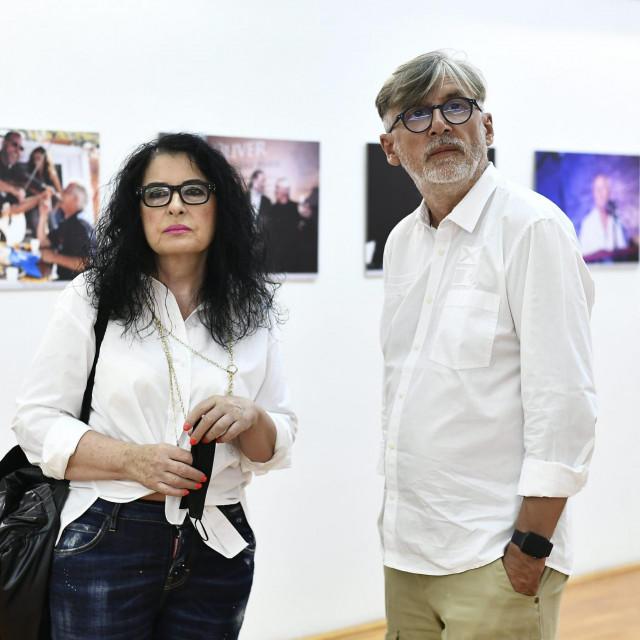 Livio Andrijić i Vesna Dragojević<br />