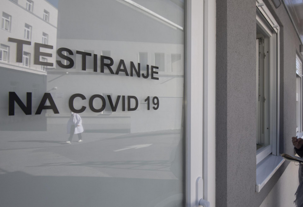 SPECIJAL SLOBODNA DALMACIJA<br /> Split, 251120..<br /> Posjet Hrvatskom zavodu za javno zdravstvo u Splitu popularno zvanom Higijenski gdje se obavljaju testiranja na virus Covida.<br />
