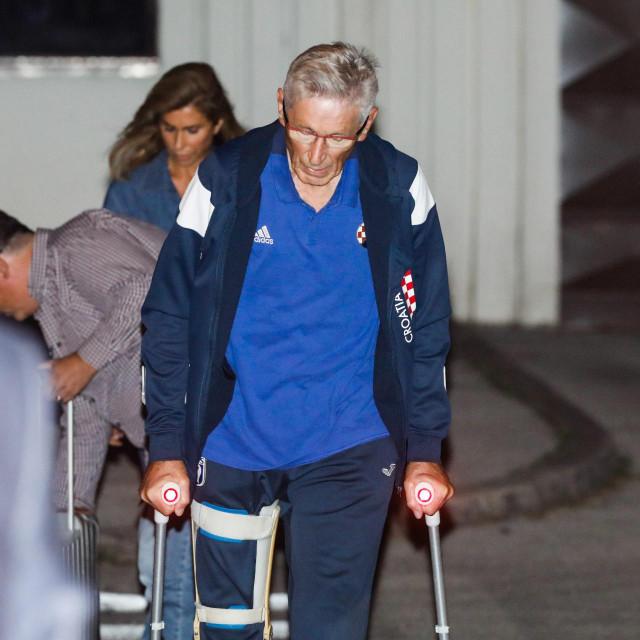 Tomislav Horvatinčić prije ulaska u zatvor