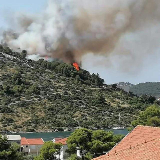 Požar kod Zatoglava