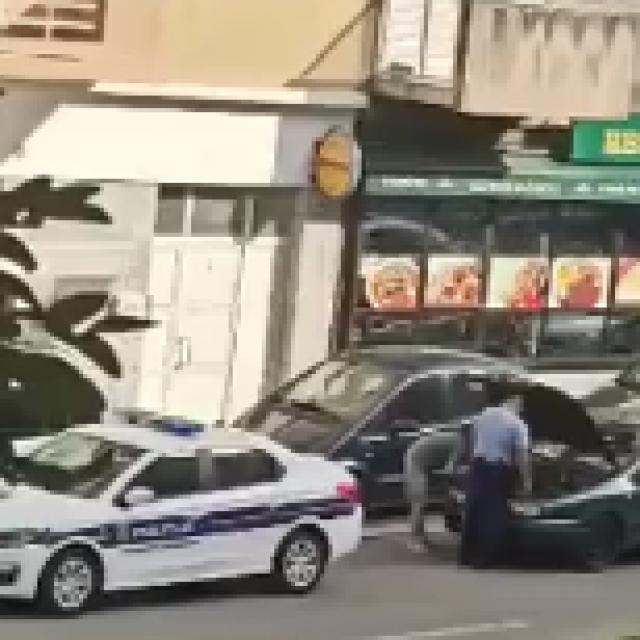 Snimka nesvakidašnje policijske intervencije u Splitu<br />