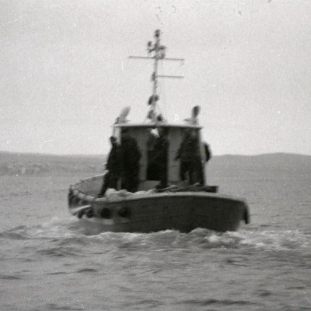 Brodovi u prijevozu vojnika HV 1991.