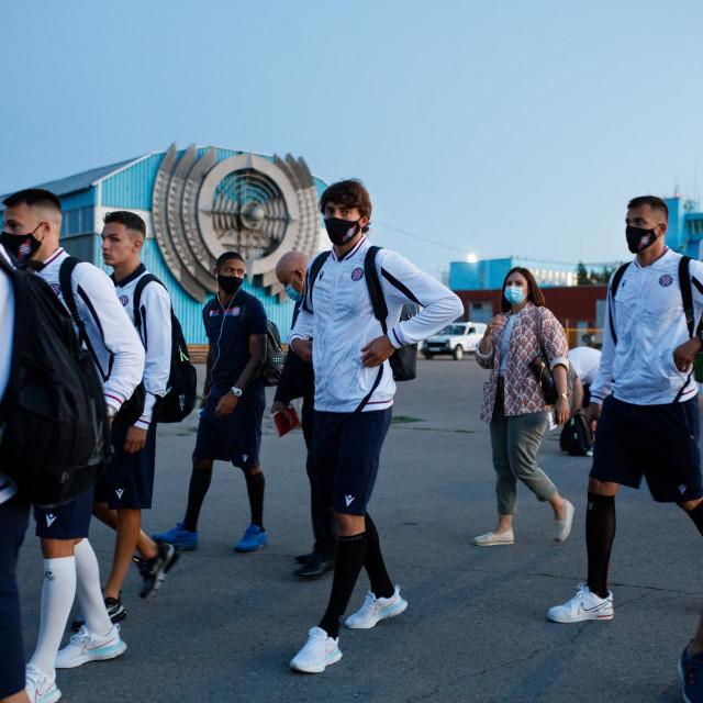 Hajduk u Kazahstanu