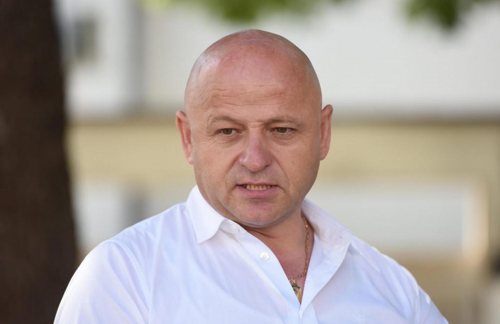 Na fotografiji: Bore Mršić, šef krim odjela PU Zadarske<br />