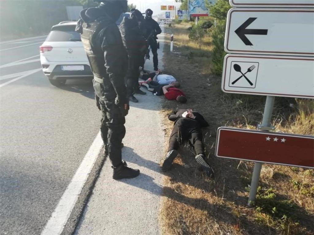 Uhićenje Rajićeve zločinačke organizacije