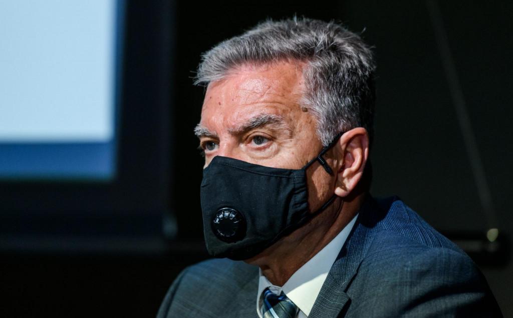 Željko Burić, gradonačelnik Šibenika