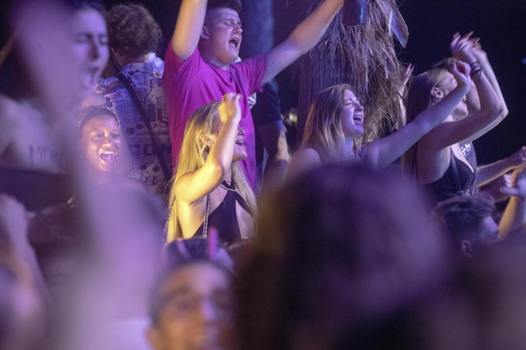 Nafestival je iz Austrije doputovalo preko 19 000 osoba.