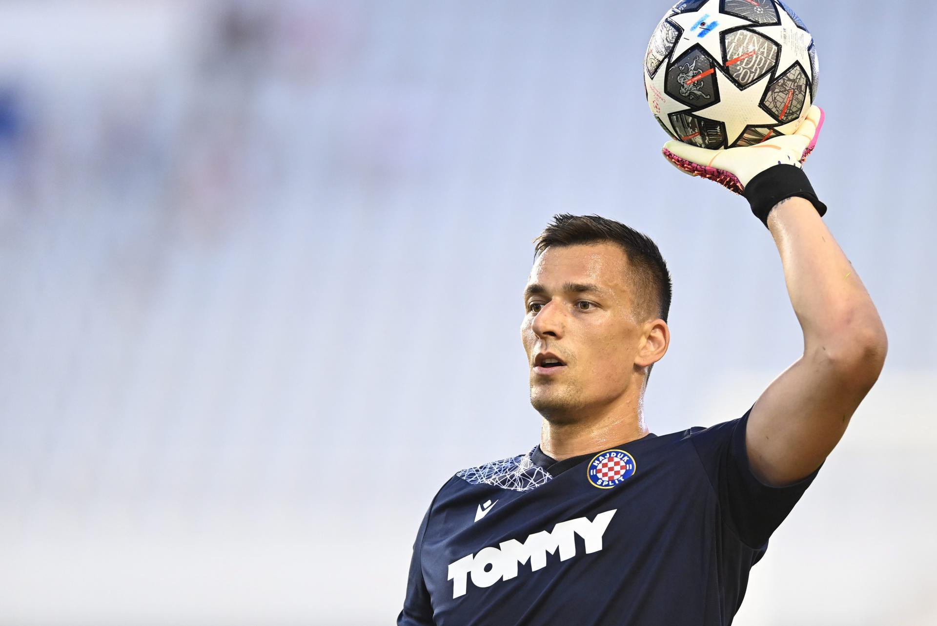 Lovre Kalinić: Ispričavam se navijačima zbog ove sramote. Moramo dignuti glavu nakon ovoga, iznad svega je Hajduk