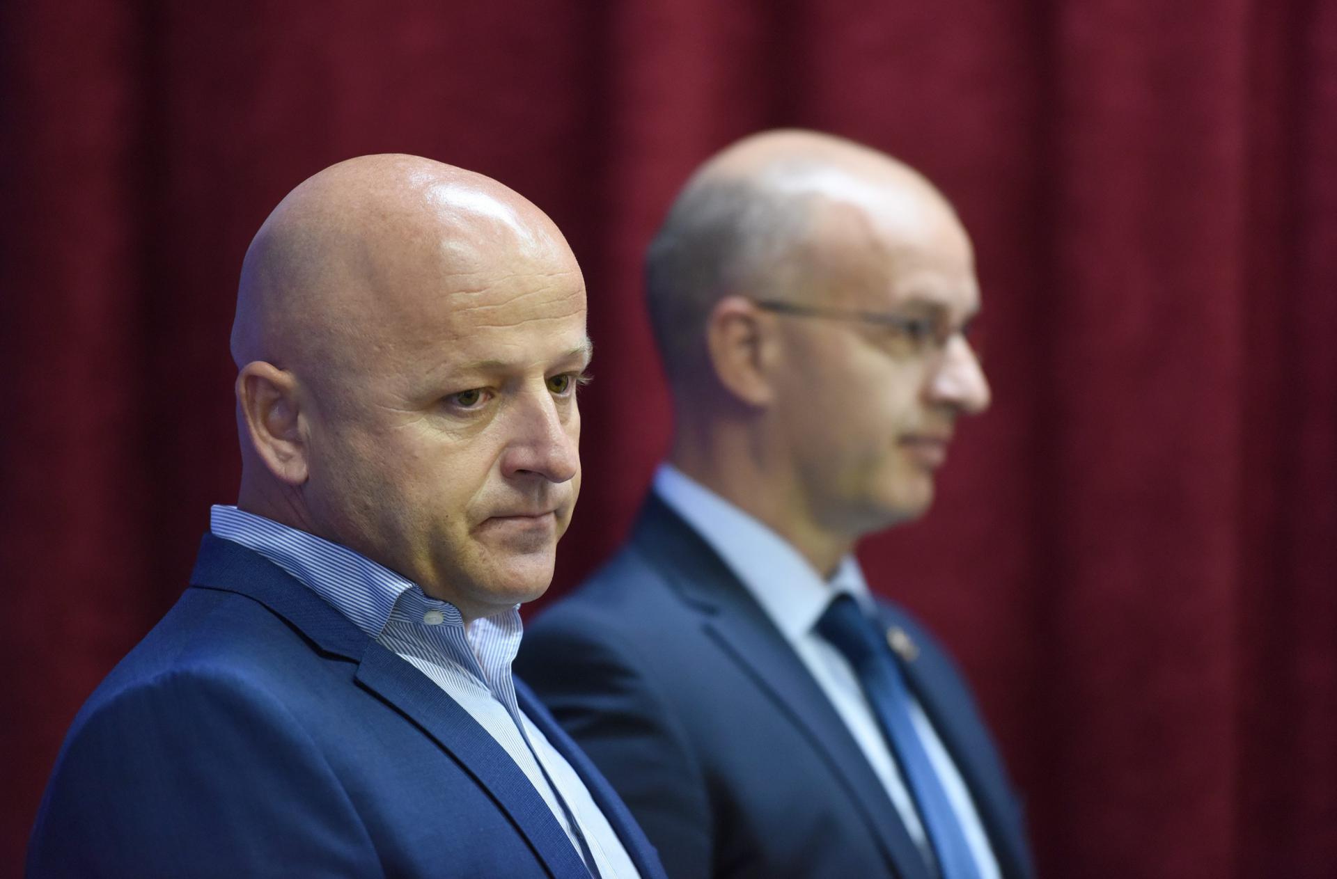 Načelnik PU zadarske Anton Dražina smjenio Boru Mršića i premjestio ga na radno mjesto niže složenosti