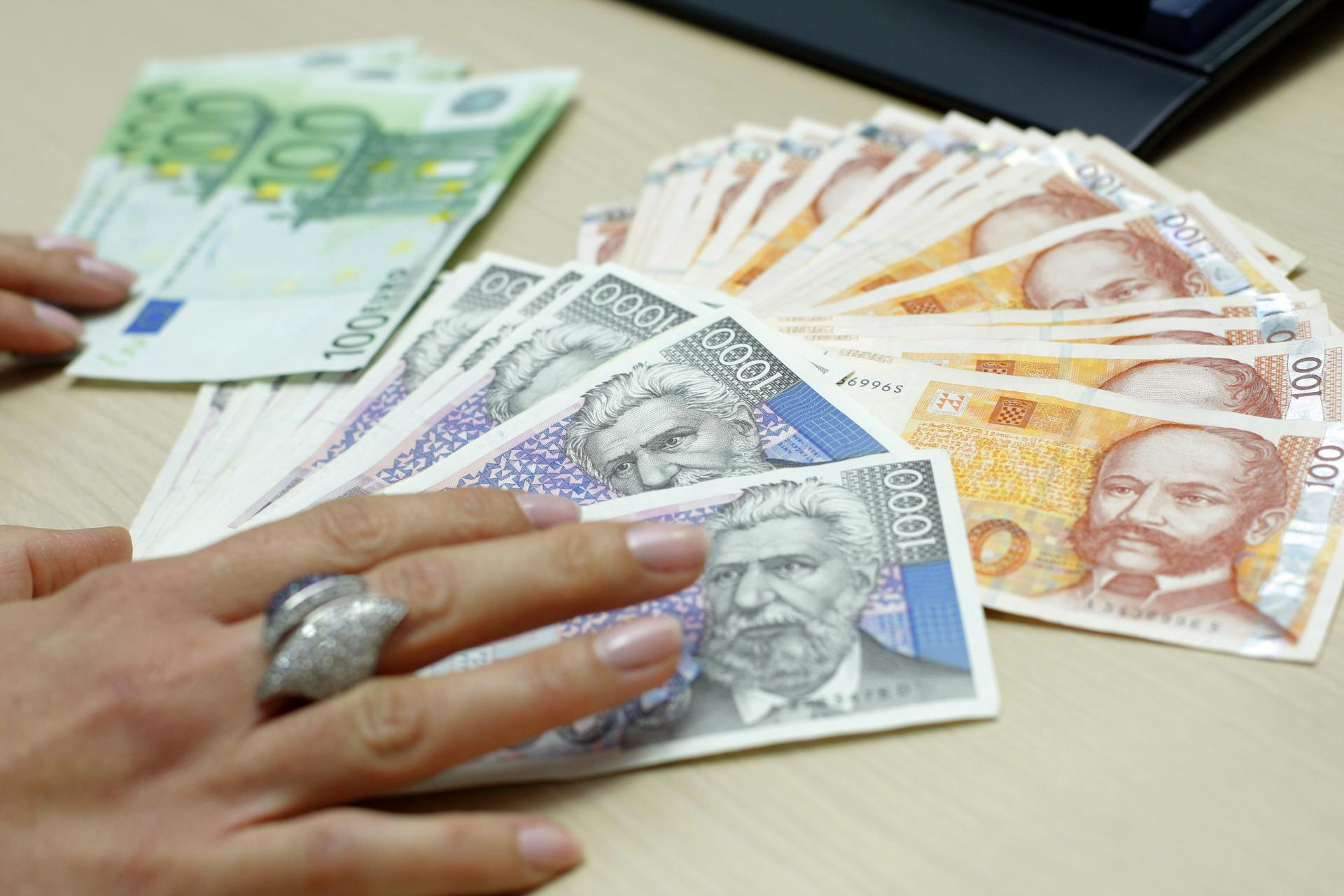 Primanja kao na Zapadu: jedna tvrtka u Hrvatskoj isplaćuje neto plaću 80.853 kuna, evo koje su joj 'za petama'
