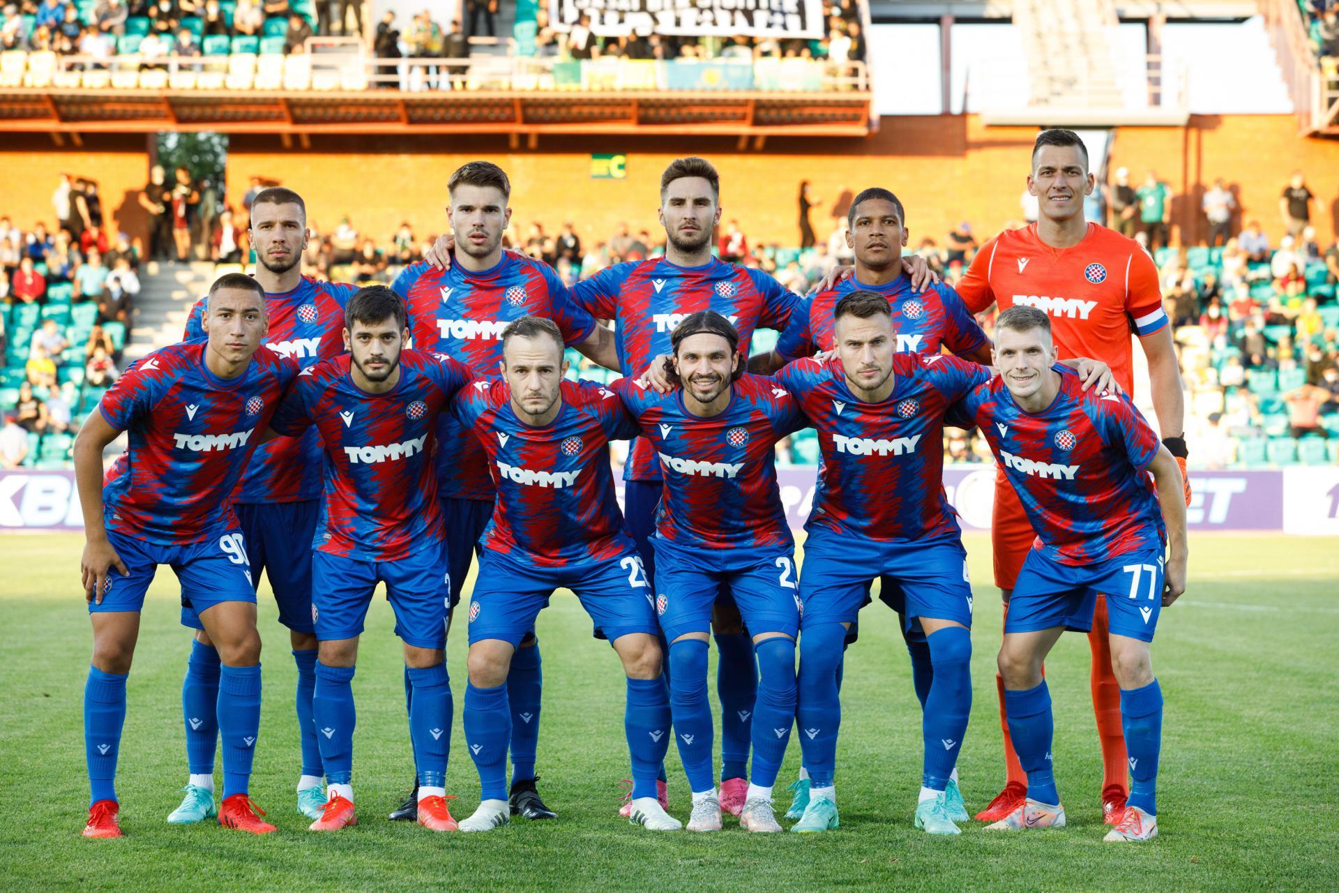 Hajduk je kompletno podbacio, ali uloga tragičara ide kapetanu, šut Tagibergena uopće nije izgledao nezaustavljiv