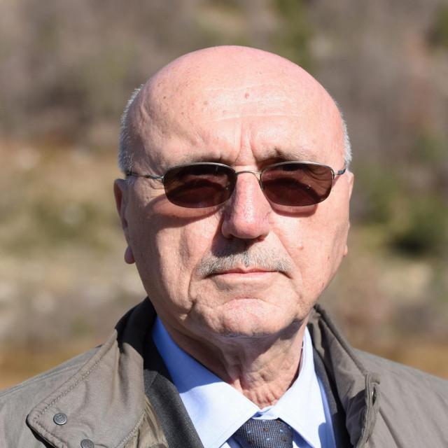 Ante Župan, gradonačelnik Obrovca<br />