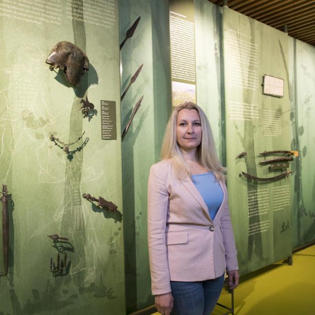 Darija Domazet, ravnateljica Muzeja Cetinske krajine: potrudile su se sinjske muzealke, proučile povijesne spise, konzultirale se sa stručnjacima