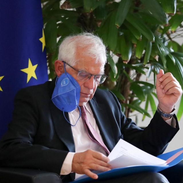 Visoki predstavnik EU-a za vanjsku politiku Josep Borrell pozvao ih da oslobode uhićene