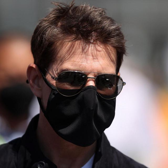 Tom Cruise je zaprijetio: ili ćete se svi cijepiti ili ja odlazim!