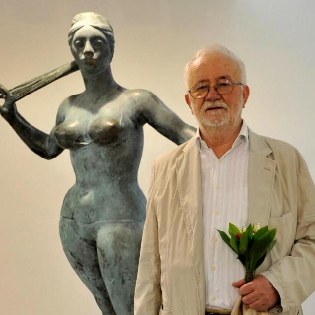 Stipe Sikirica:Ante Župić je moj stariji kolega, brat i prijatelj, i skulptura je najmanje što sam za njega mogao napraviti