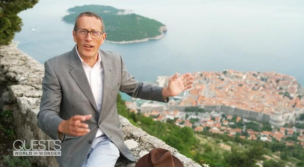 Svjetski poznati novinar Richard Quest u svojoj je emisiji Quest's World of Wonder na CNN Travelu ispričao storiju o Dubrovniku