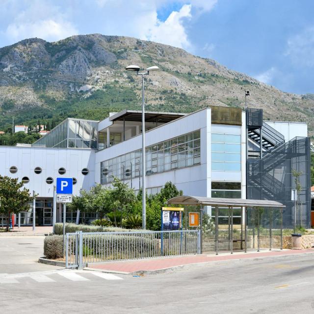 Zgrada Osnovne škole Župa dubrovačka
