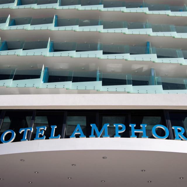 Hotel 'Amphora' na splitskom Žnjanu<br />