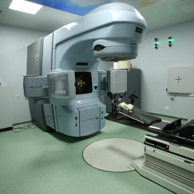 Linerani akcelerator za lijecenje karcinoma<br />