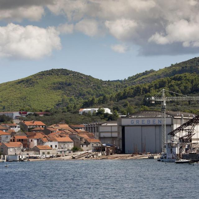 Brodogradilište Greben