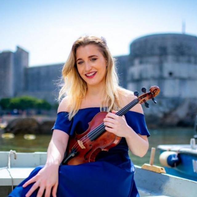Violinistica Eva Šulić, sve slavnija te često nagrađivana mlađa sestra čeliste Luke Šulića