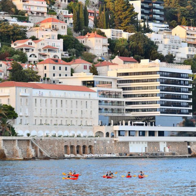 Svi su hoteli spojeni na sustav javne odvodnje, poručuju iz dubrovačkoga Vodovoda