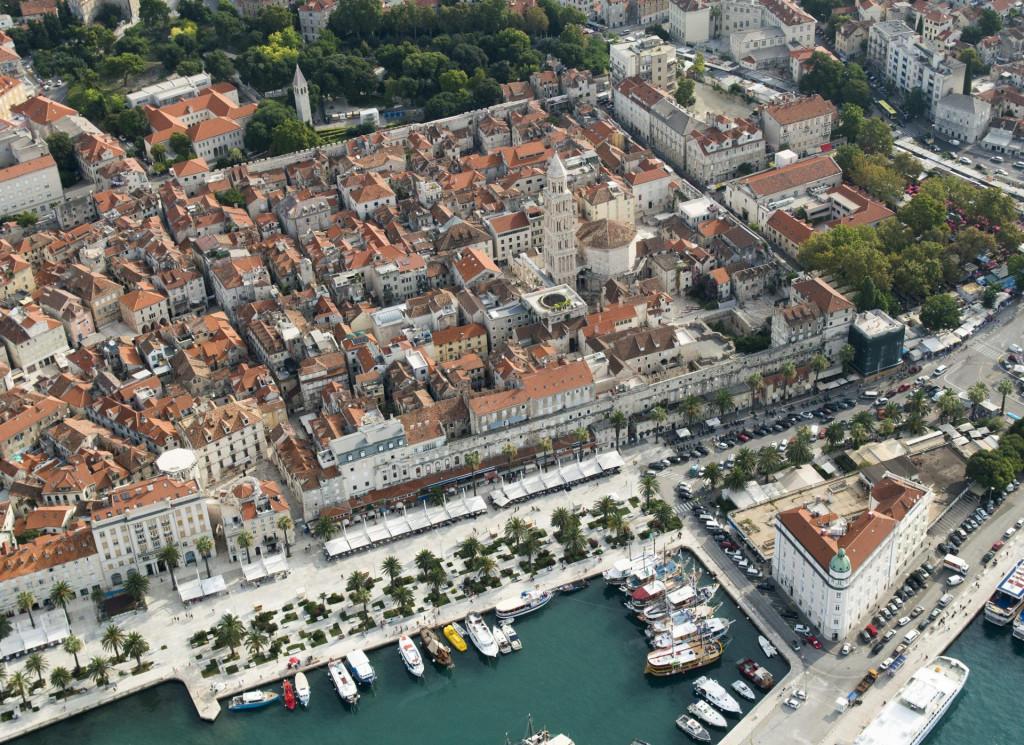 Hoće li nered koji imamo, uključujući pretjeranu turistifikaciju povijesne jezgre, zaprijetiti statusu Dioklecijanove palače