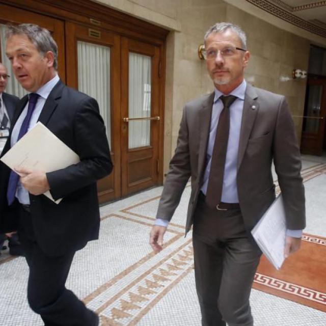 Bojan Fras i Boris Vujčić