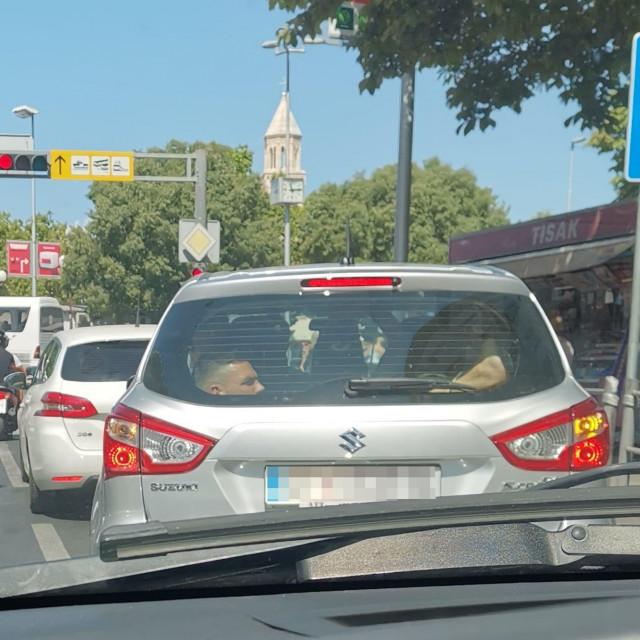 Vožnja u portapaku