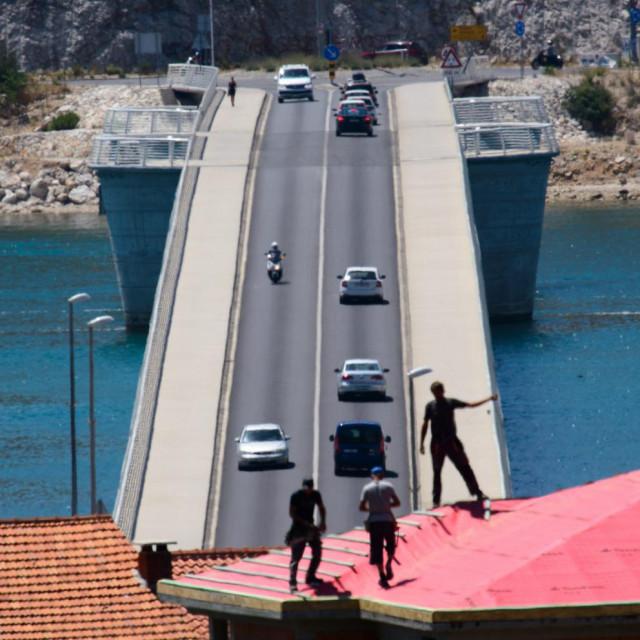 EU je već sufinancirala most za otok Čio<strong>vo </strong>pa bi Bruxelles možda bio zainteresiran u sličnim projektima drugdje na Jadranu