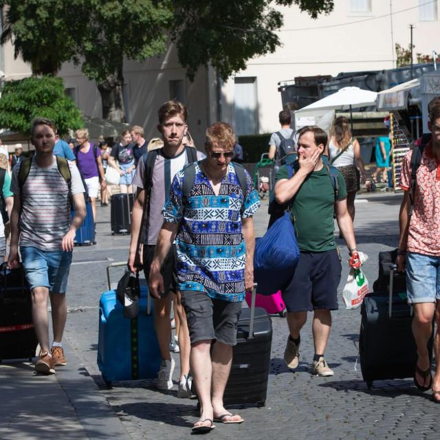 Nitko nije očekivao ovakvu najezdu turista