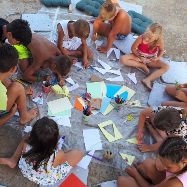 Radionice za djecu Udruge Argonauta
